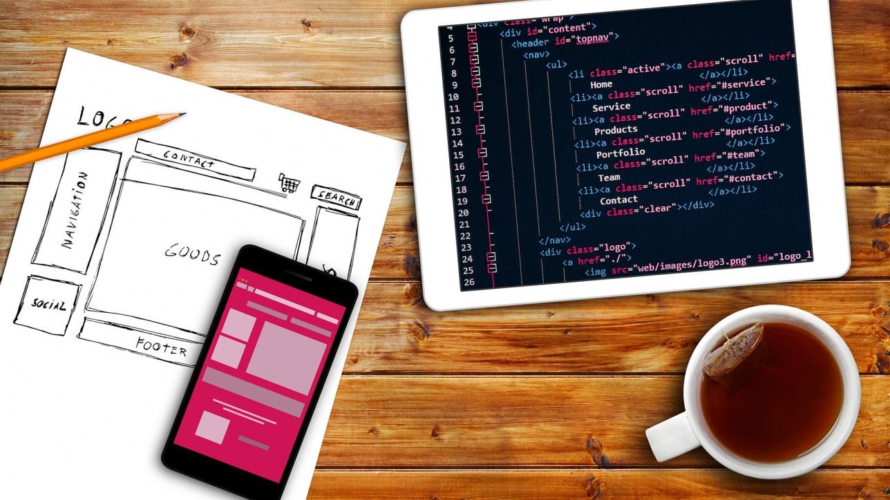How To Code Sketch Web Design